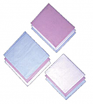 Polycoated Headrest Covers (Crosstex)