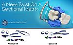 SmartView Coated Sectional Matrix System (Composite Smart)