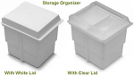 Storage Organizer with Lid (Parts)