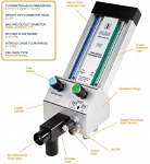 Flowmeter Head Only (Belmed)