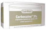 Carbocaine HCI 3% (Cook Waite)