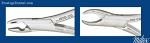 Miltex Ceram-A-Grip Upper Anteriors Forceps - Integra Miltex