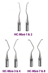 Piezo Ultrasonic Gracey Mini Curette Tips - Vista