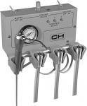 3 Handpiece Automatic Control without Floor Valves - Chapman-Huffman