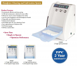 Handpiece Cleaning & Lubrication System - TPC