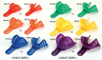 Excellent-Colors Ortho Impression Trays