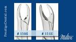 Miltex Pedo Forceps (Integra Miltex)