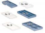 Plastic Cabinet Trays (Zirc)