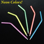 Acutips Neon Air Water Syringe Tips