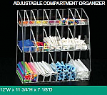 Adjustable Compartment Organizer