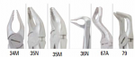 Miltex Xcision Roba Forceps - Integra Miltex