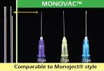 Monovac Irrigation Needle Tips