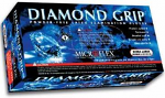 Diamond Grip Powder Free Latex - Microflex