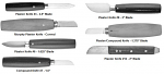 Plaster Knifes (J & J instrument)