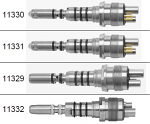 Quest Highspeed Handpiece Couplers (Lares)