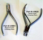 Crown Crimping Pliers - DSC