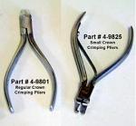 Crown Crimping Pliers (DSC)