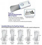 Fog Free Intraoral Photography Mirror System - Select Dental
