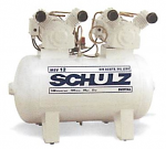 Air Compressor Oil Less 2 HP - Schulz