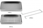 Stainless Steel Instrument Trays - ASA