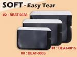 Barrier Envelopes - Long Side Opening - Soft Easy Tear (Plasdent)