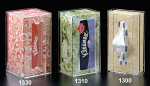 Tissue Box Dispensers - Vertical