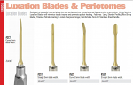 Luxation Blades - Nordent