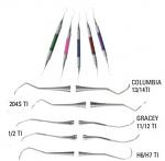 Titanium Implant Scalers - A.Titan
