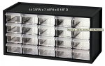 Benchtop Cabinets 20-Drawer Unit - PlasDent