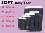 Barrier Envelopes - Short Side Opening - Soft Easy Tear - Plasdent