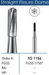 FG Round End Fissure Carbide Burs