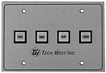 Remote Control Panels - Tech West