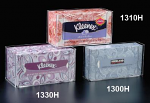 Tissue Box Dispensers - Horizontal