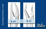 Miltex Root Forceps (Integra Miltex)