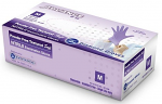 Nitrile Lavender Exam Powder Free Gloves - Diamond