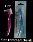 Standard Denture Carebrush (PlasDent)