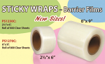 Sticky Wraps - Barrier Films