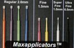 Maxmicro Micro Applicators (PlasDent)