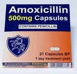 Amoxicillin Caps (Capital Wholesale Drug Co.)