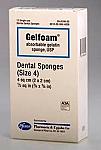 Gelfoam Sponges by Pfizer