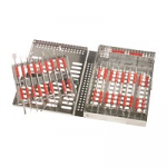 Sterilization Cassettes– Nine Cassette (Miltex)