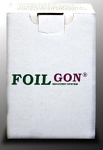 Foilgon Pre Paid Postage Lead Foil Recycling (WCM)