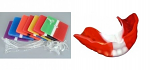 Pro-form Mouthguard Tri-Color Laminates - Keystone