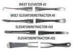 Periosteal Elevators (DA)