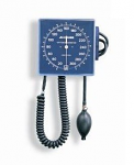 Wall Mount Neoprene Aneroid, Adult (Medline)