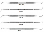 Double Ended Cavity Preparation Instruments - ASA Italy