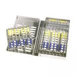 Sterilization Cassettes– Seven Cassette (Miltex)