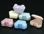 Pastel Premium Retainer Box - PlasDent