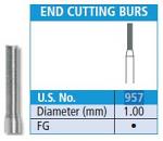 FG End Cutting Carbide Burs - Johnson-Promident