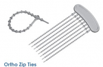 Ortho Zip Ties (Dentsply)